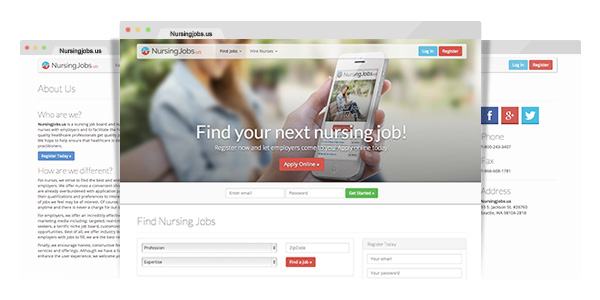 The New NursingJobs.us