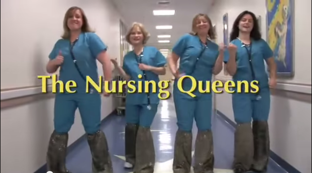 Nursing Queens